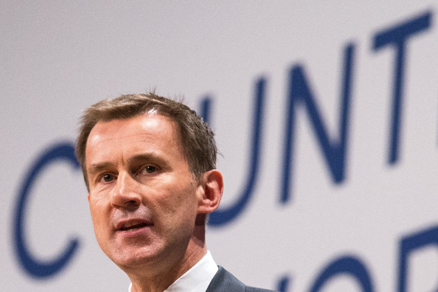 "Jeremy Hunt has clarified his comments about a no-deal Brexit, saying Britain ""would survive and prosper"" - but it would be a ""big mistake for Europe""."