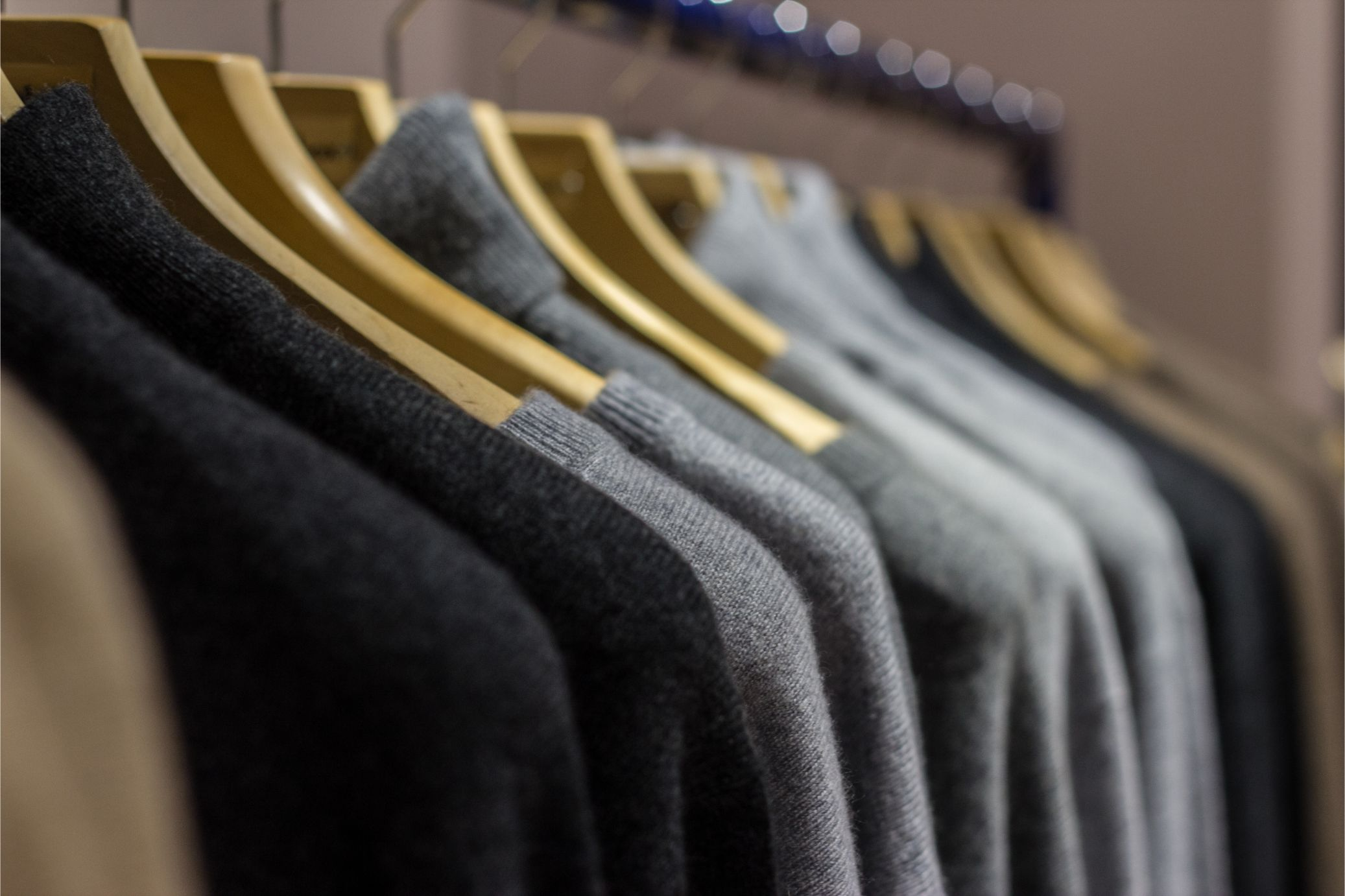cashmere jumpers collection